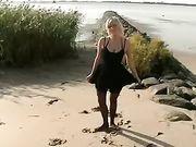 Deutsch Paar macht Sex am Strand