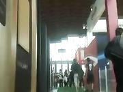 Candid Camera upskirts an öffentlichen Orten
