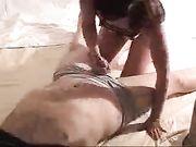 Sex anal mit einem geilen Frau