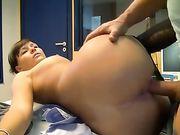 Sex mit einer sexy Deutsch Frau im Büro