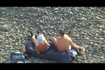 oralsex am strand